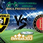 Prediksi Skor VVV Vs Feyenoord 7 April 2019