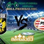 Prediksi Skor Vitesse Vs PSV 7 April 2019