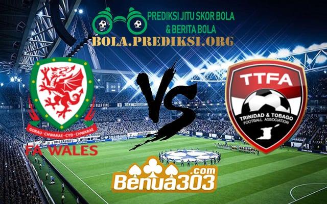 Prediksi Skor Wales Vs Trinidad and Tobago 21 Maret 2019