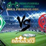 Prediksi Skor Werder Bremen Vs Mainz 05 30 Maret 2019