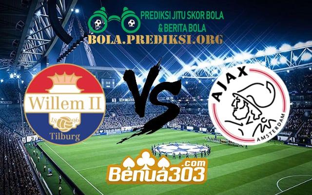 Prediksi Skor Willem II Vs Ajax 6 April 2019