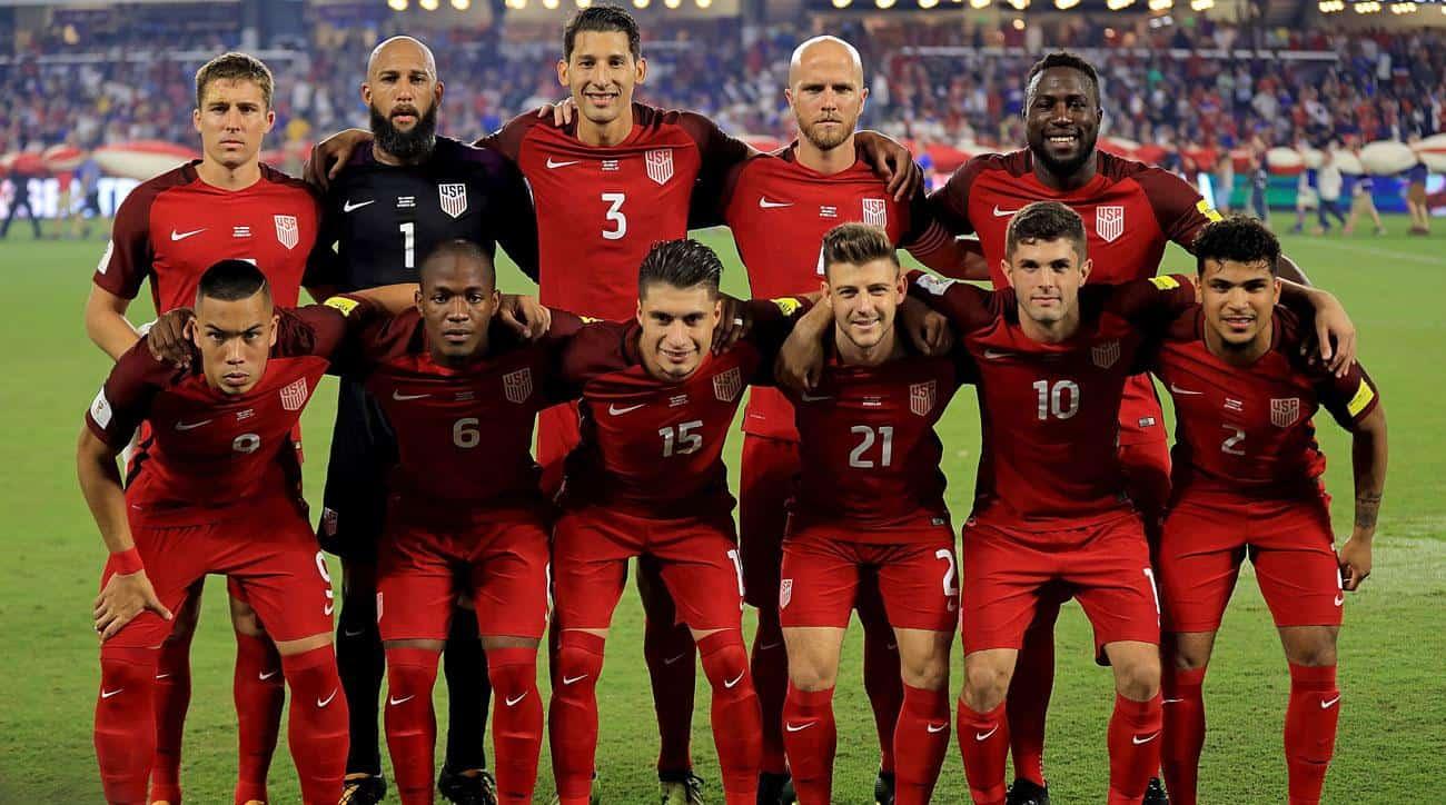 Trinidad and Tobago soccer team