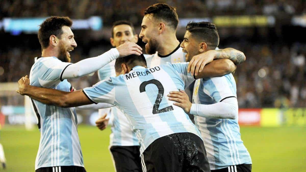 argentina fc soccer team 2019