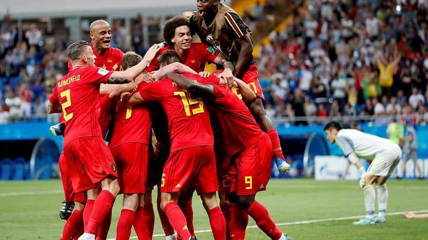 belgium soccer team 2019