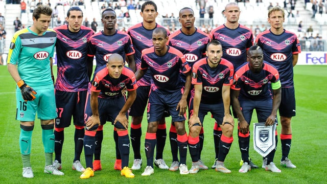 bordeaux soccer team