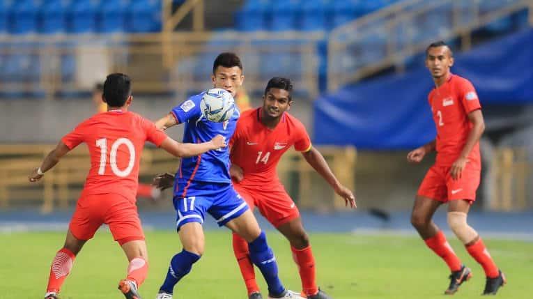 chinese taipei soccer team 2019