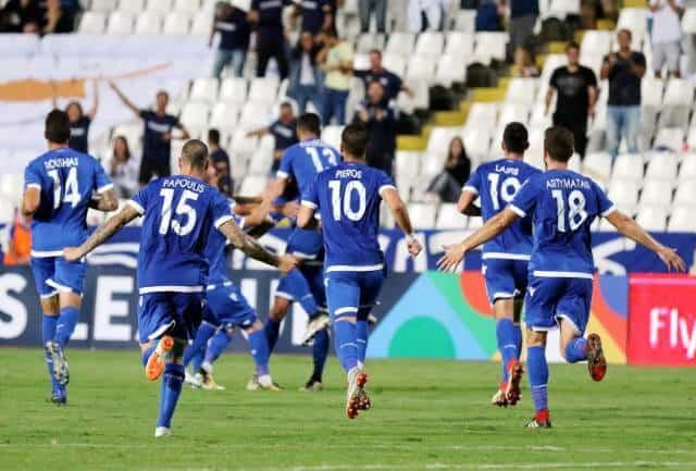 cyprus fc soccer team 2019