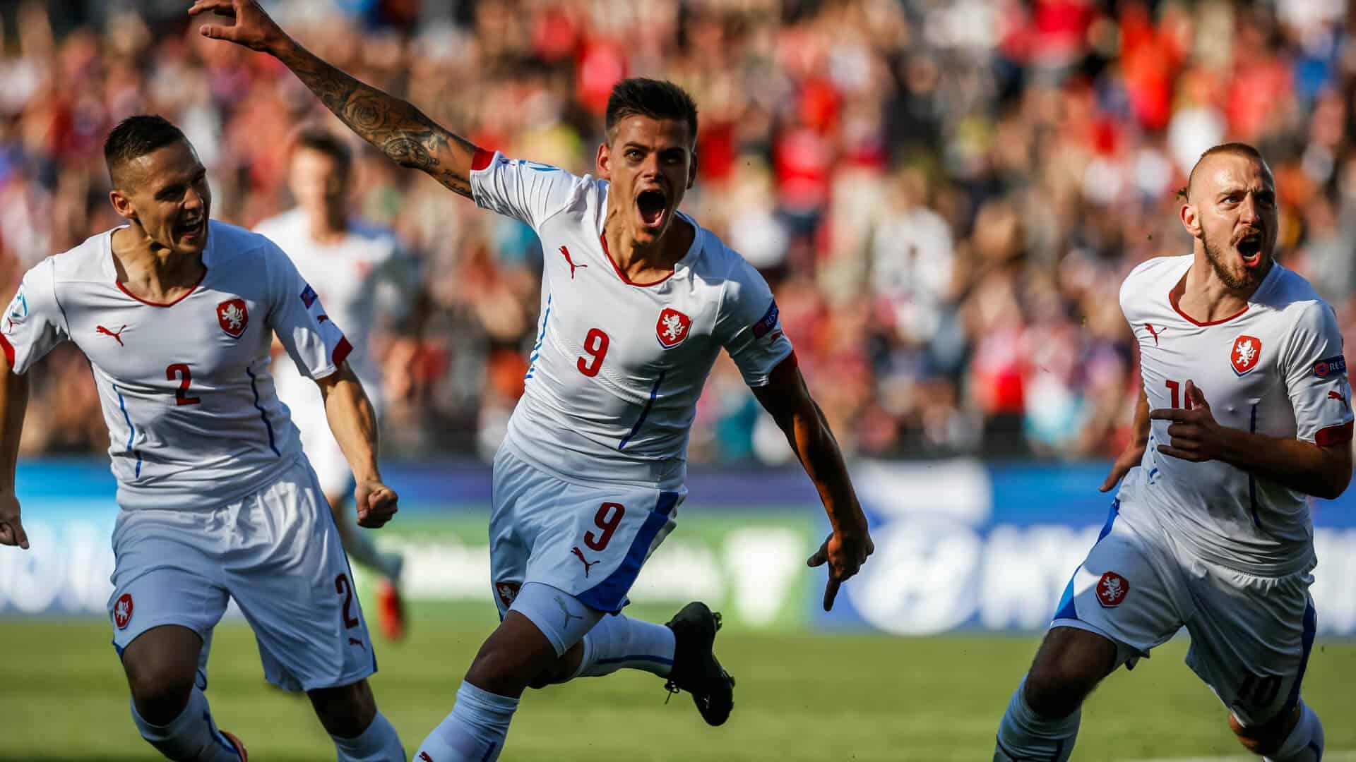czech republic fc soccer team 2019