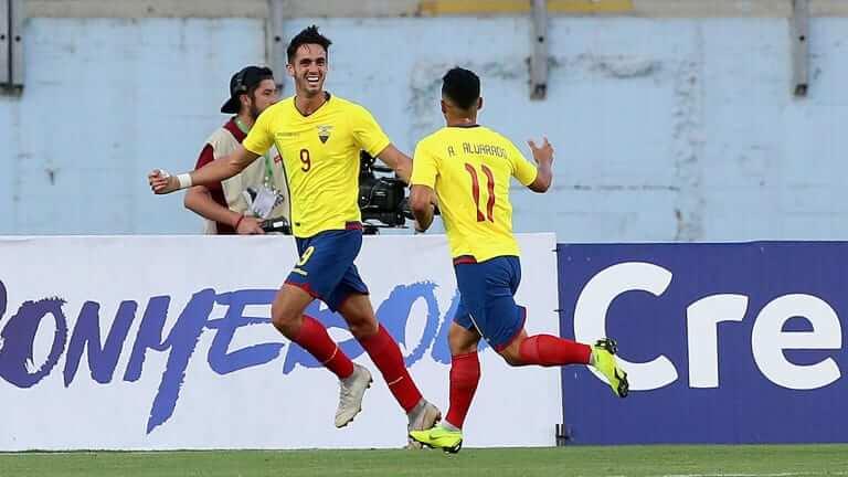 ecuador soccer team 2019