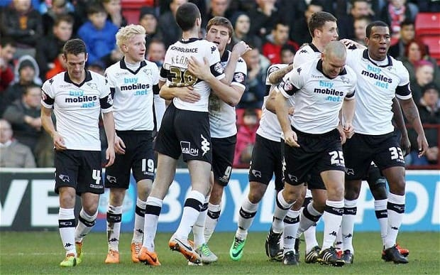 foto team Football DERBY COUNTY