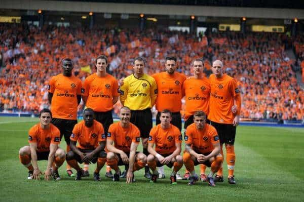 foto team Football DUNDEE