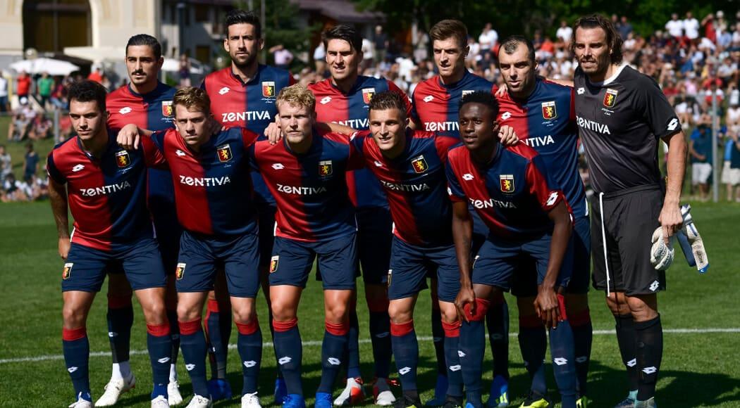 foto team Football GENOA