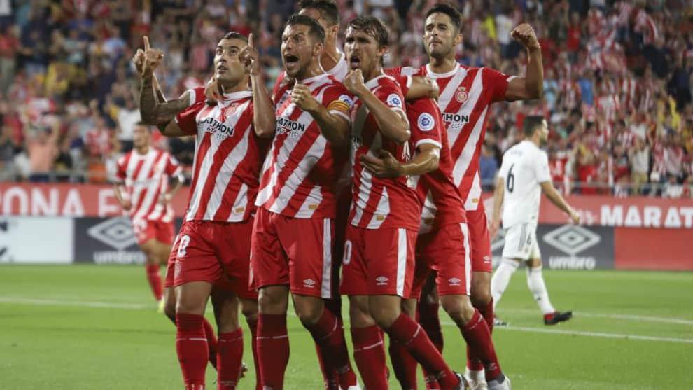 foto team Football Girona
