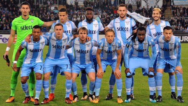 foto team Football LAZIO 2019