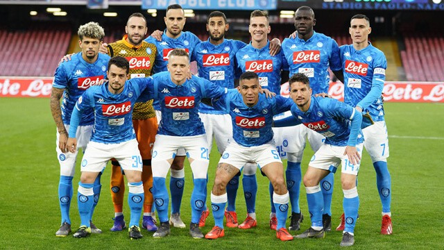foto team Football NAPOLI