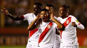 foto team Football Peru