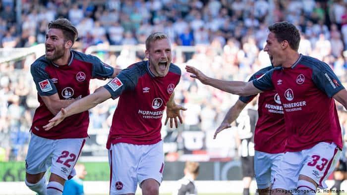 foto team football NÜRNBERG