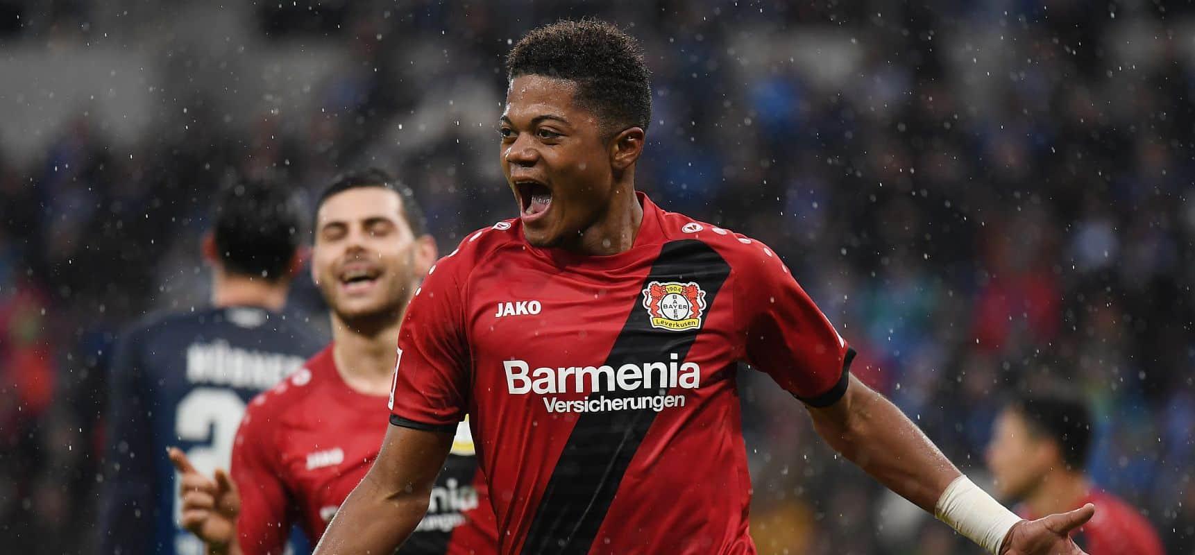 Bayer Leverkusen soccer team