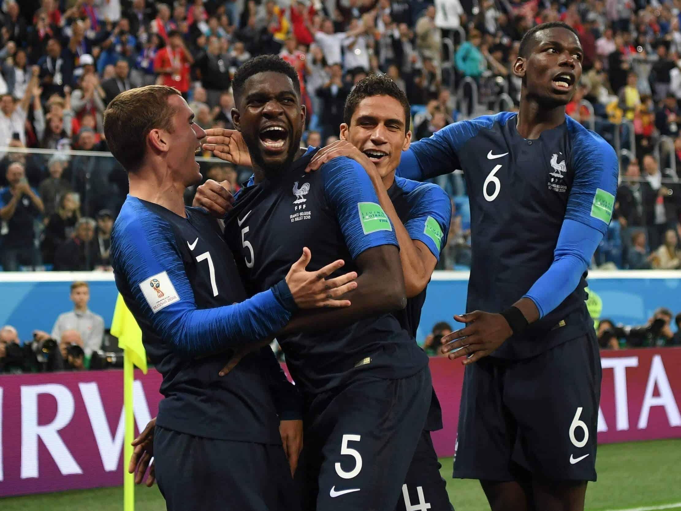 france fc soccer team 2019
