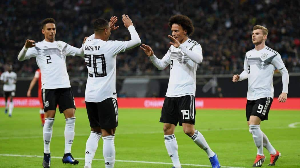 germany fc soccer team 2019