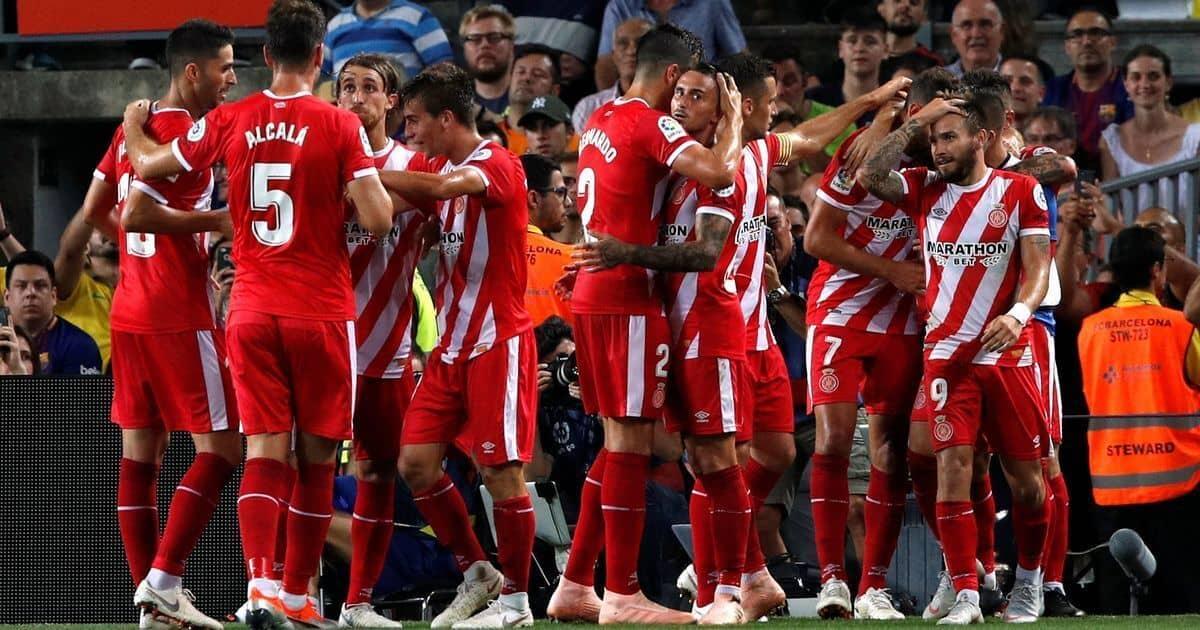 girona fc soccer team 2019
