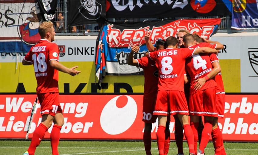 heidenheim fc soccer team 2019