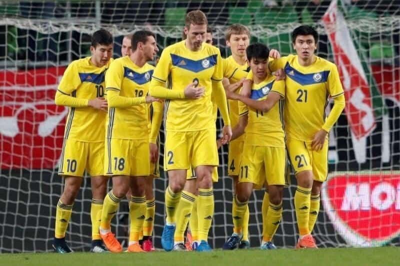kazakhstan fc soccer team 2019