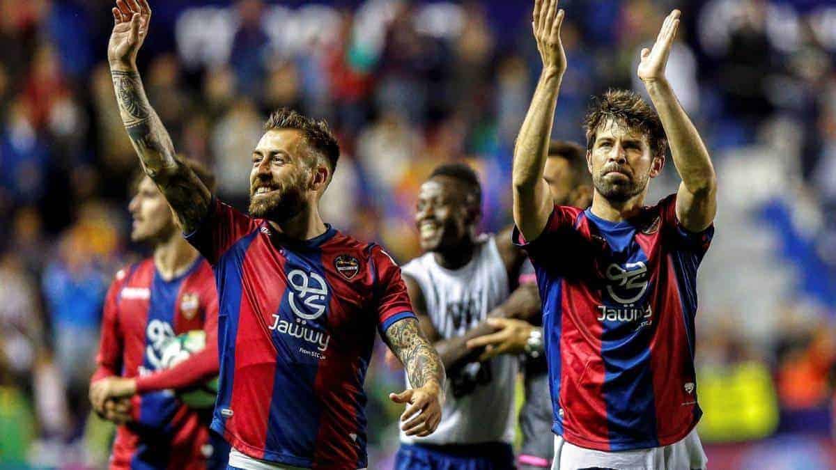 levante fc soccer team 2019