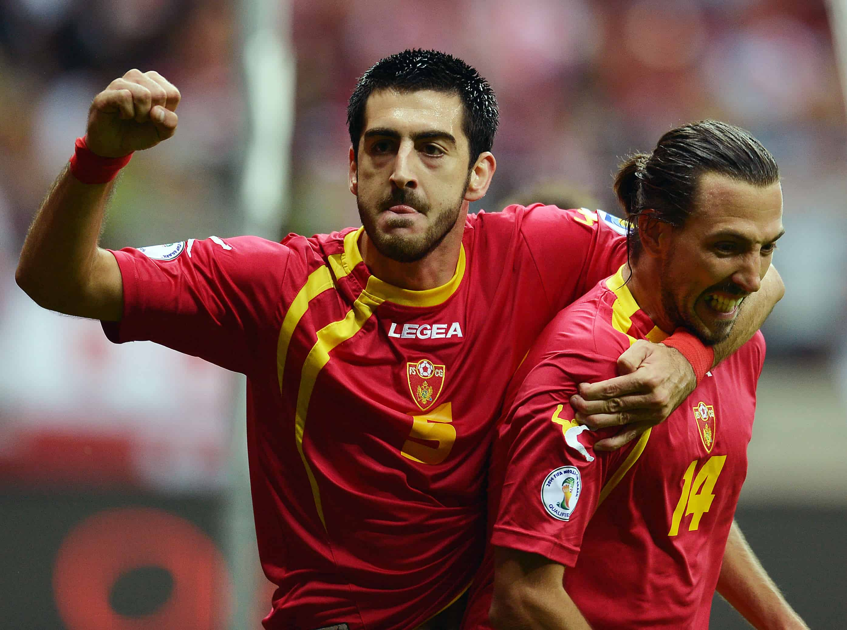montenegro fc soccer team 2019.