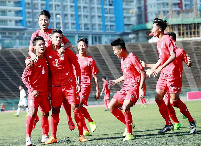 myanmar soccer team 2019