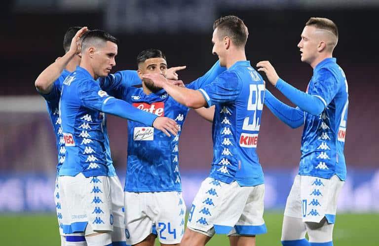 napoli fc soccer team 2019