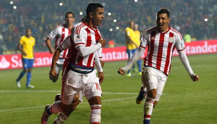 paraguay fc soccer team 2019