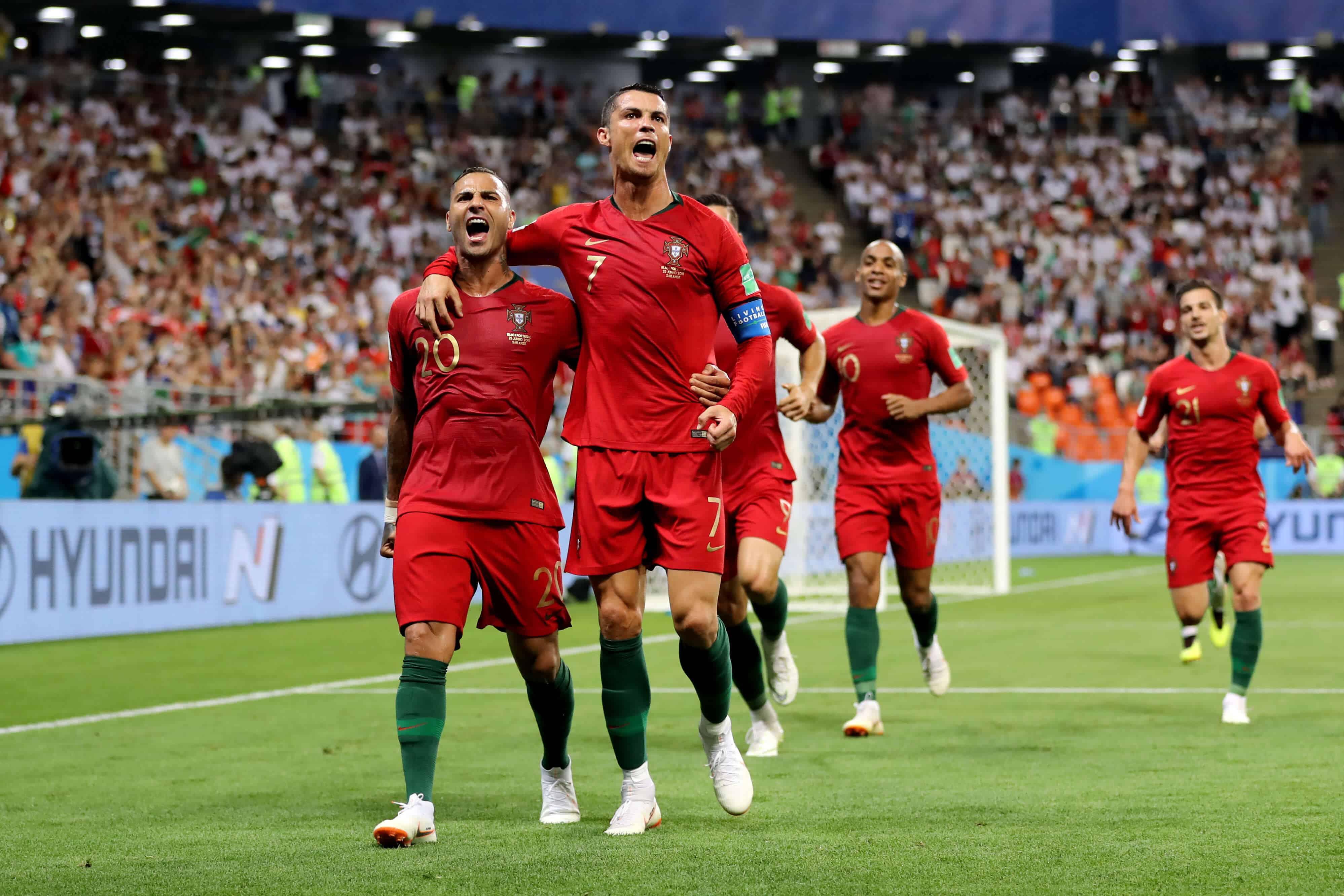 portugal fc soccer team 2019