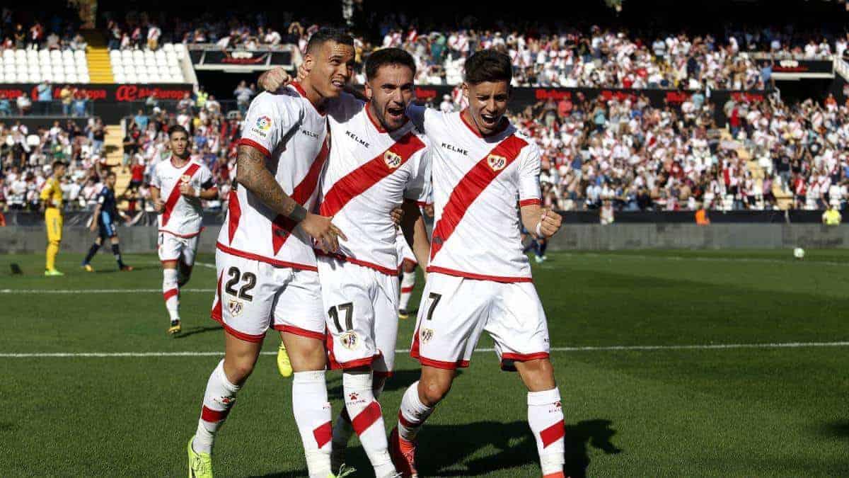 rayo vallecano fc soccer team 2019