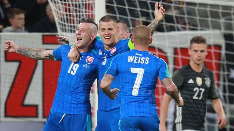 slovakia fc soccer team 2019