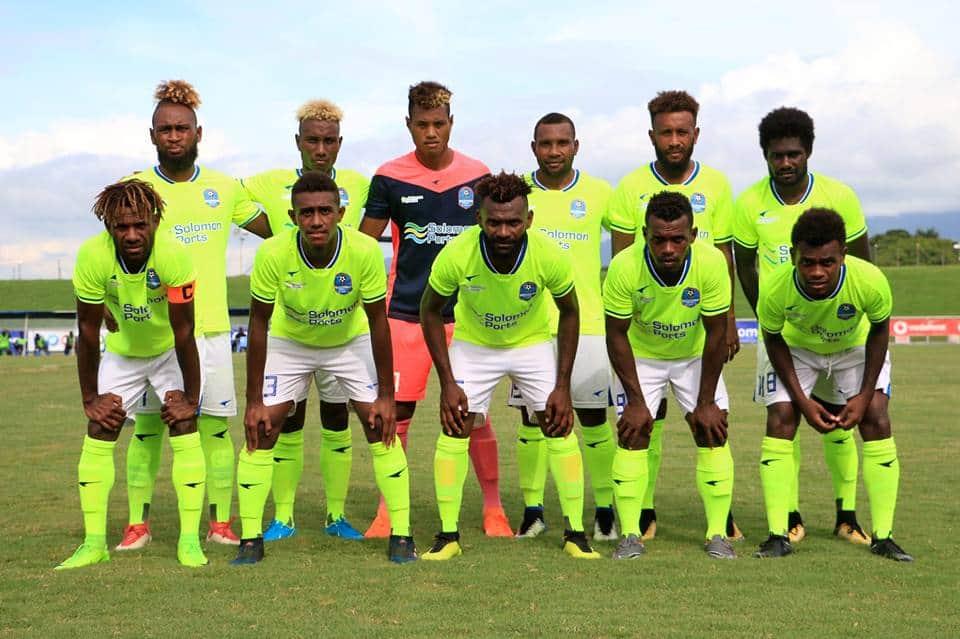 solomon soccer team 2019