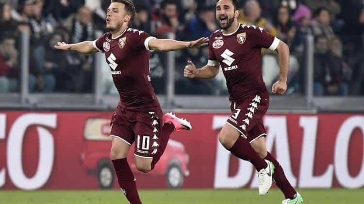 torino fc soccer team 2019