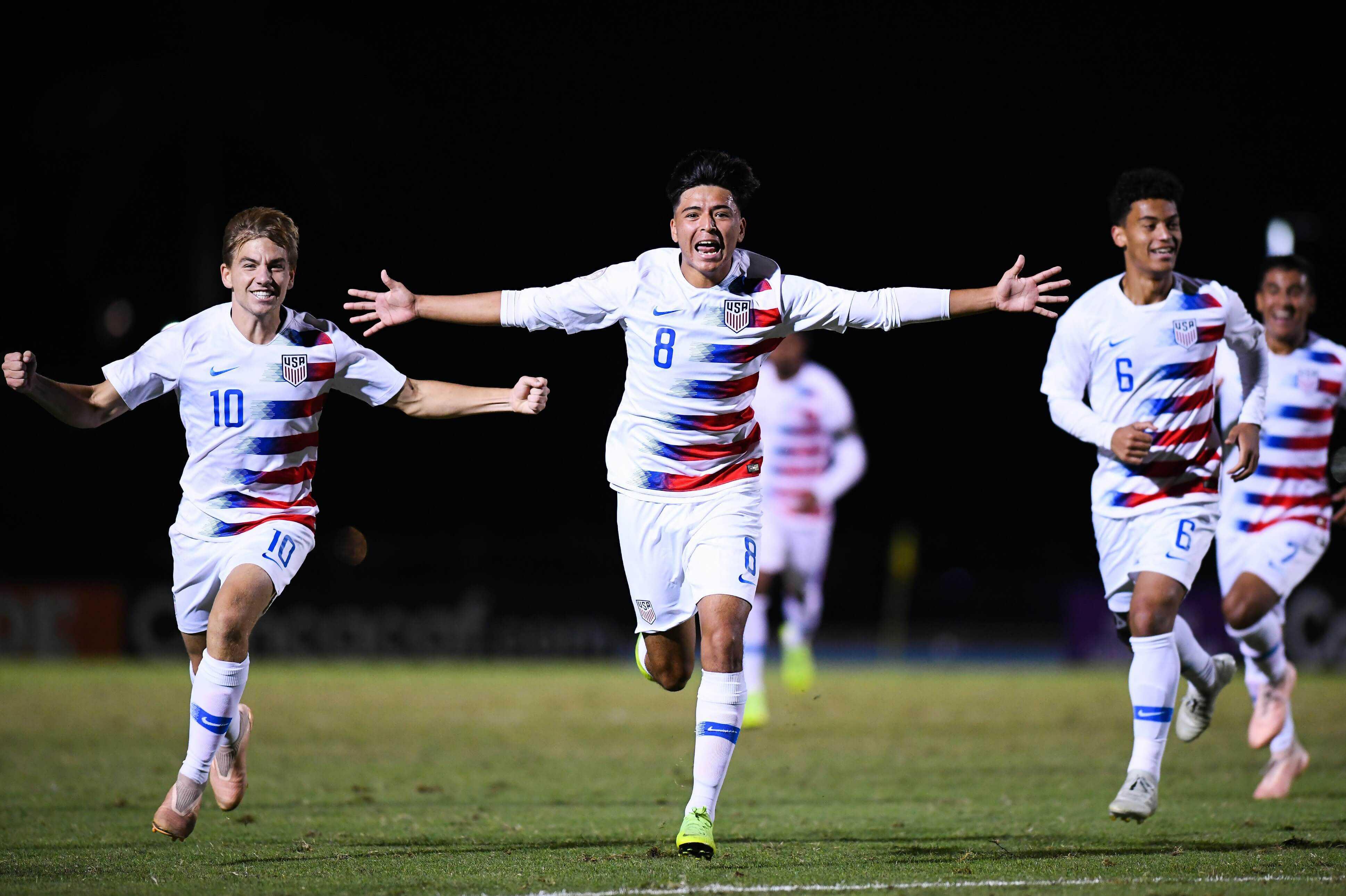 united states fc soccer team 2019