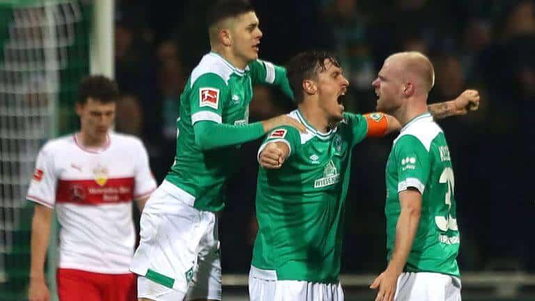 werder bremen fc soccer team 2019