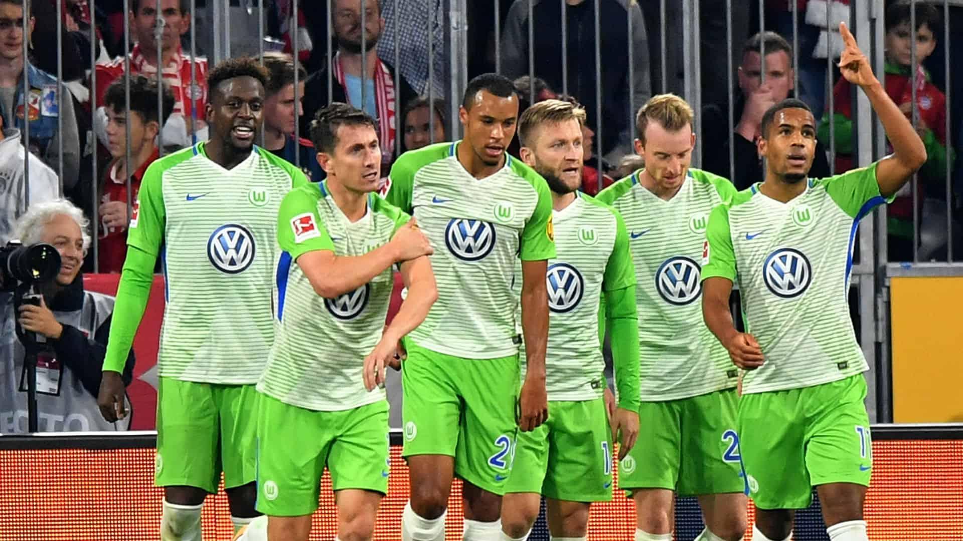 wolfsburg soccer team