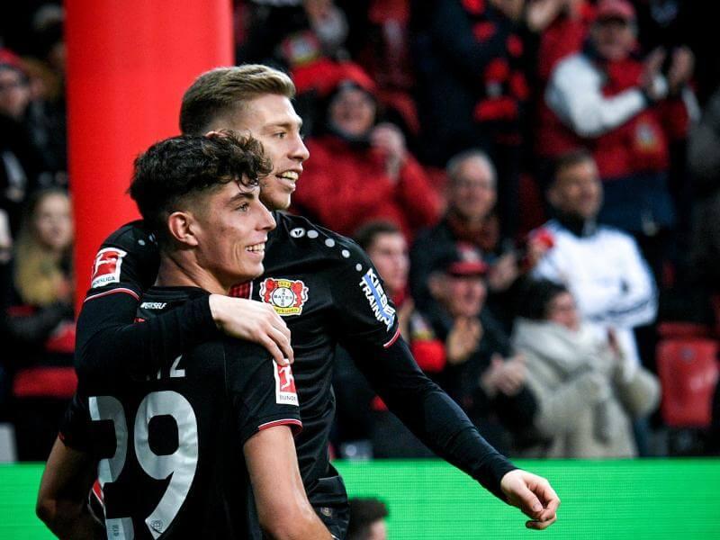 BAYER LEVERKUSEN FC SOCCER TEAM 2019