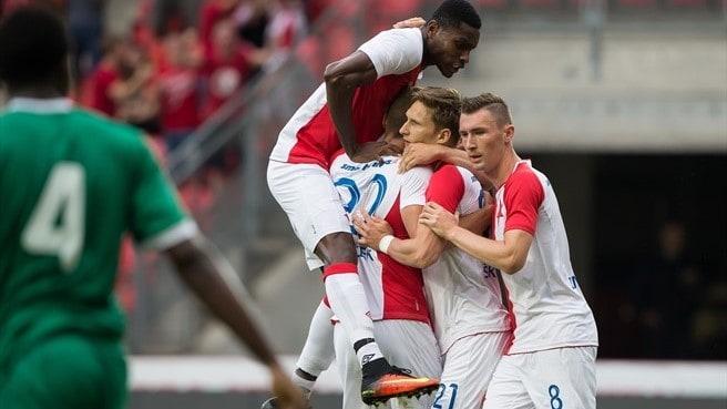 FC SLAVIA PRAHA