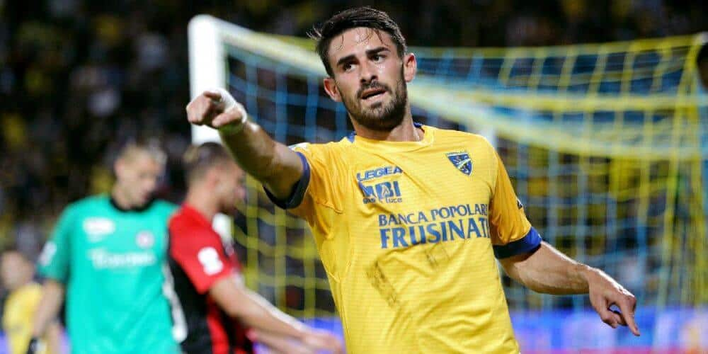 FROSINONE FC SOCCER TEAM 2019