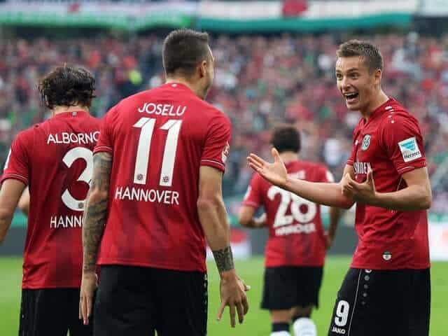 Hannover 96 fc soccer team 2019