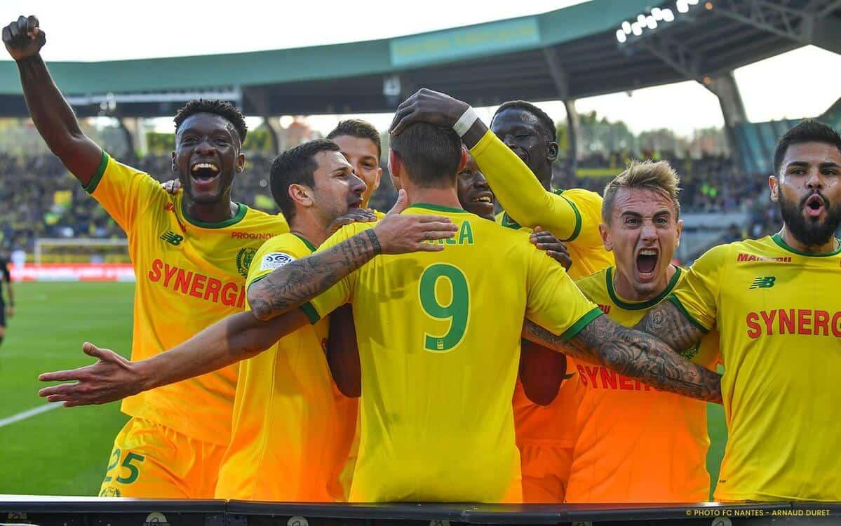 NANTES FC SOCCER TEAM 2019