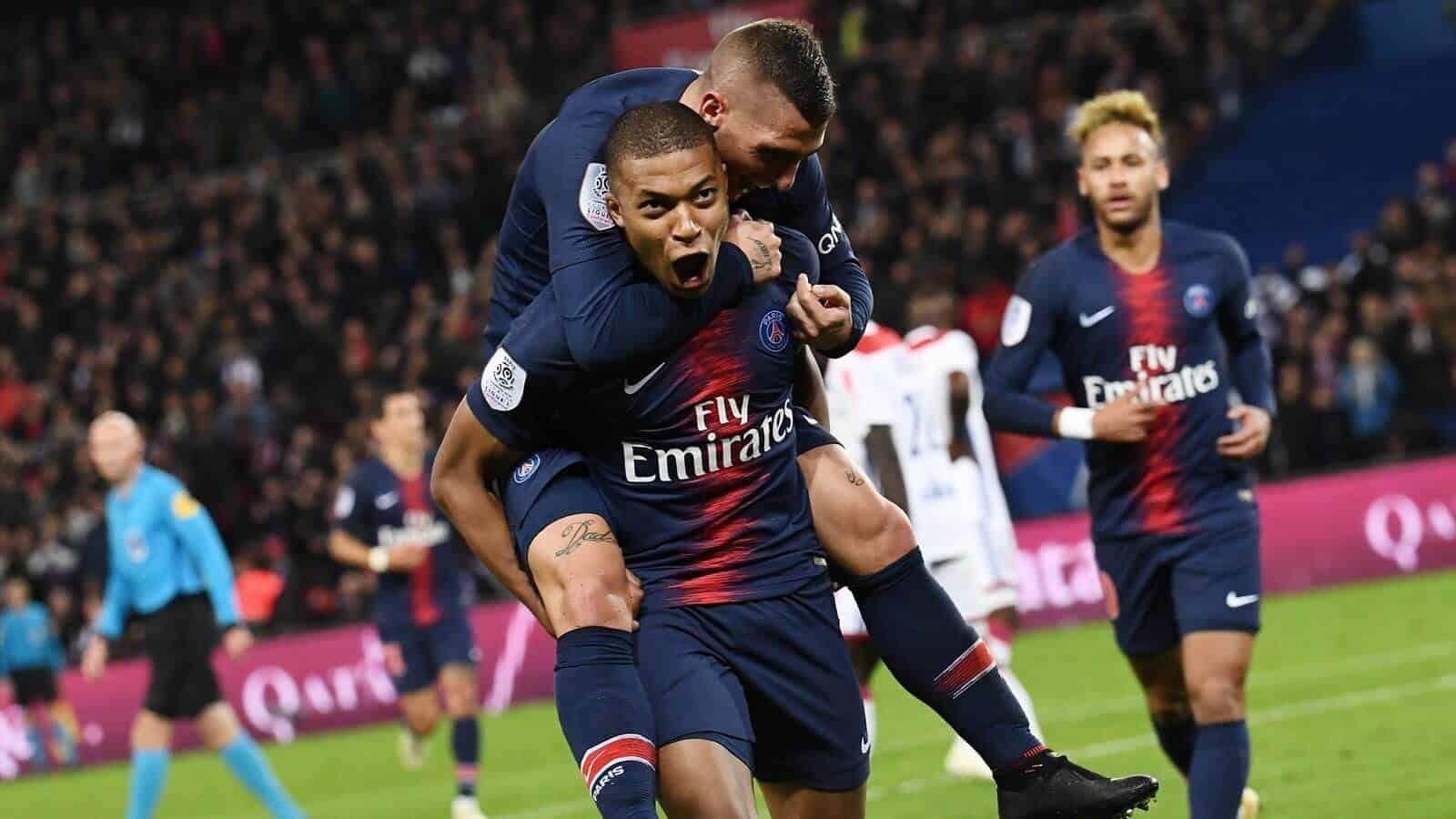 PSG FC SOCCER TEAM 2019