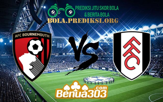 Prediksi Skor AFC Bournemouth Vs Fulham 20 April 2019