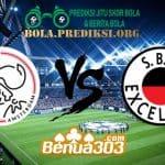 Prediksi Skor Ajax Vs Excelsior 13 April 2019
