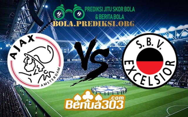 Prediksi Skor Ajax Vs Excelsior 13 April 2019