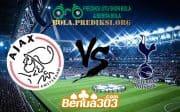 Prediksi Skor Ajax Vs Tottenham Hotspur 9 Mei 2019